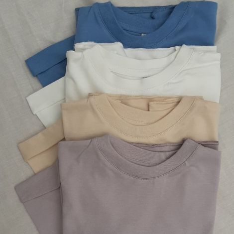 T-shirt mi-saison TISH